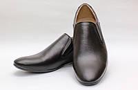 Школьная обувь для мальчиковТуфли для мальчика 1550/36/черный в наличии 36 р., также есть: 34,36, Alexandro_Родинний - 3