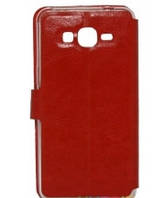 Книжка с окном Samsung A310 (A3-2016) Red