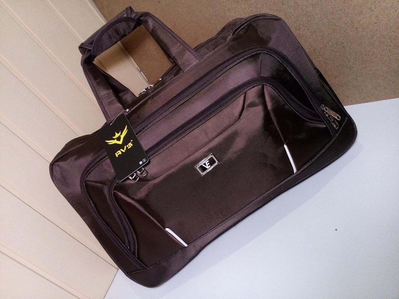 Дорожная сумка 46 литров коричневая