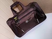 Дорожная сумка 46 литров коричневая, фото 1
