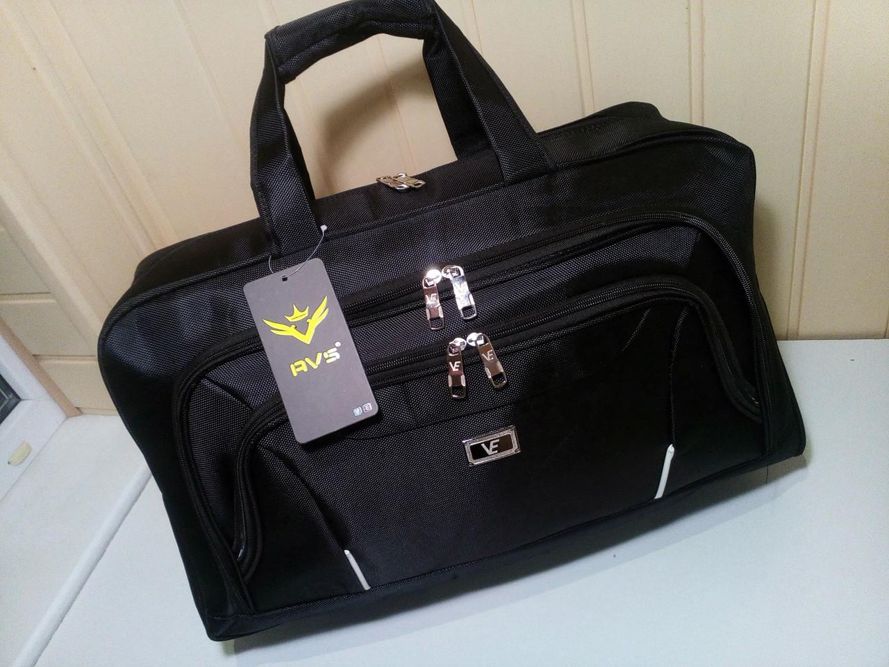 Дорожная сумка 46 литров черная