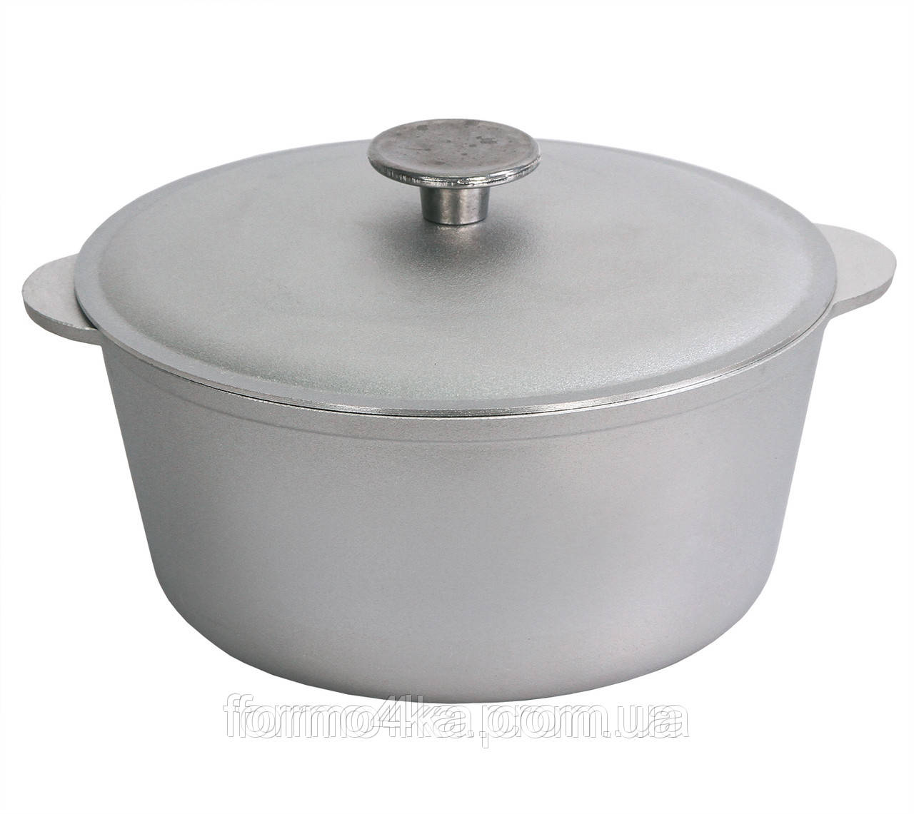 Кастрюля  алюминиевая 1,5 литра