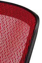 Крісло офісне Special4You Marin red, фото 3
