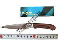 Нож складной малый деревянный Оптом Т407