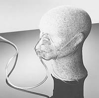 Маска лицевая кислородная, Армированная, защита от перегибов (Германия)