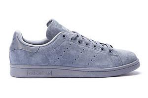 Кроссовки Adidas Stan Smith Suede Onix