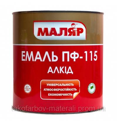 ЕМАЛЬ ПФ-115 МАЛЯР (50кг)