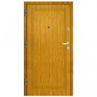 Бронированные Входная бронированная дверь для квартиры и домов эконом класса Gerda Q+ Domino Revenna