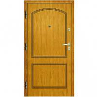 Бронированные Входная бронированная дверь для квартиры и домов эконом класса Gerda Q+ Domino Londyn