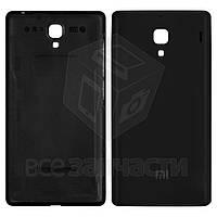 Задняя крышка батареи для мобильного телефона Xiaomi Redmi Note, черная