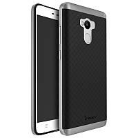 TPU Силикон iPaky TPU+PC для Xiaomi Redmi 4 Prime Black / Gray (черный / серый)