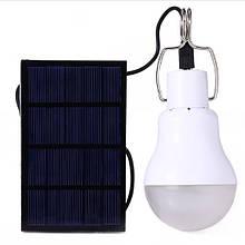 Лампа на сонячній панелі для відпочинку 5 V 110 LM 1,2 Вт