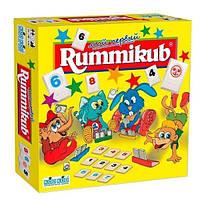 Настольная игра Руммикуб (Rummikub) для детей. Оригинал Kodkod (Израиль)
