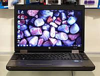 Ноутбук б/у HP Probook 6560b 15.6' /Intel Core i5 2410M/8 Gb/500 Gb