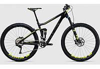 Велосипед CUBE Stereo 140 C:62 SL 29