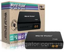 ТВ тюнер World Vision T126 DVB-T2