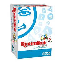 Настольная игра Руммикуб (Rummikub) компактная (дорожная) версия для детей. Оригинал Kodkod (Израиль)