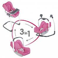 Кресло-переноска для кукол Maxi-Cosi Quinny Smoby 3 в 1 (240226)***
