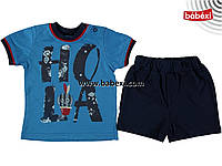 Детский костюм на мальчика   3, 6, 9  месяцев.
