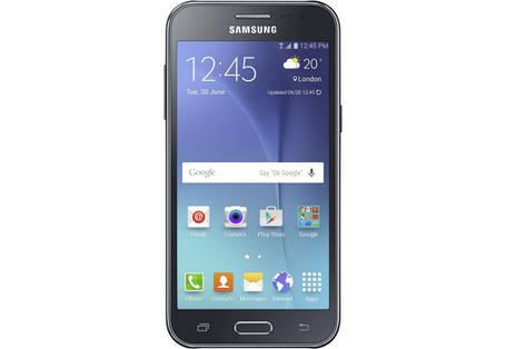 Смартфон Samsung J200H/DS (Galaxy J2) DUAL SIM BLACK, фото 2