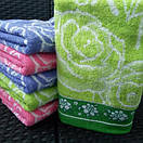 Отличное Махровое полотенце. Размер: 1,0 x 0,5 , фото 2