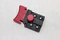 Кнопка-выключатель электрокосы, триммера