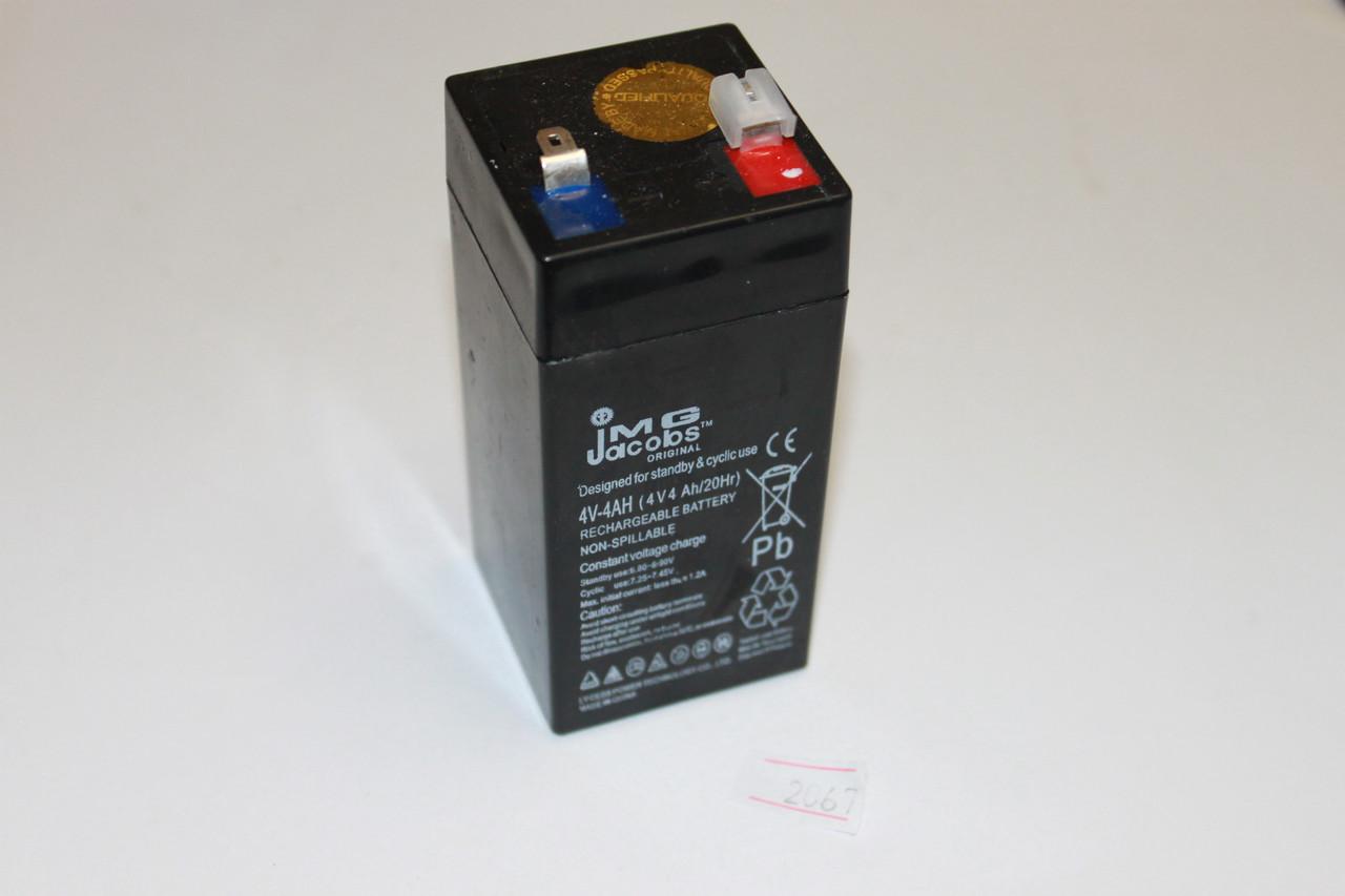 Аккумулятор 4V 4Ah