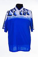 Спортивная футболка мужская синяя Jako ХL