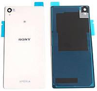 Задняя крышка (панель) Sony Xperia Z3 D6603 white