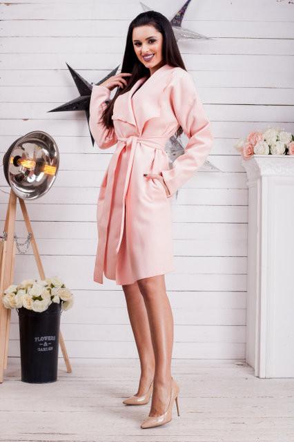 Кашемировое пальто 3388
