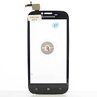 Сенсорный экран Touch screen Lenovo A706 black