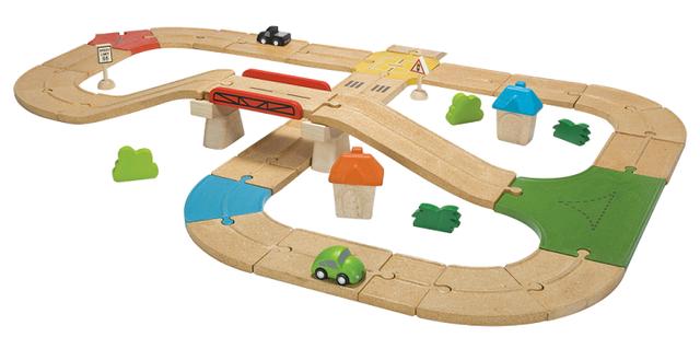 Треки, паркинги, железные дороги