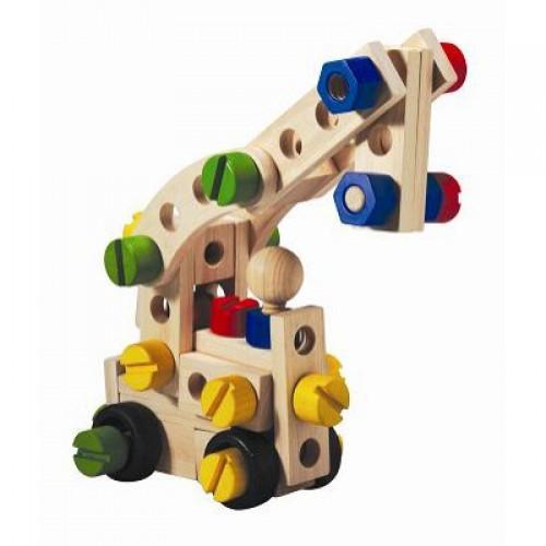Деревянные конструкторы и игровые наборы