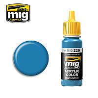 FS 15102 DARK GRAY BLUE - Акриловая краска 17мл