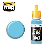 FS 35250 SKY LINE BLUE - Акриловая краска 17мл