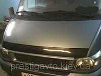 Дефлектор капота- мухобойка Ford Transit
