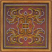 Набор для вышивки бисером на холсте «Винтаж-2»