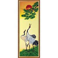 Набор для вышивки бисером на холсте «Японский мотив-1»