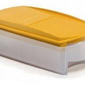 Компактус Новинка 500 мл Tupperware с желтой крышкой