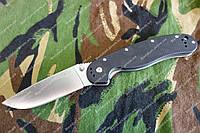 Нож складной ,крепкий и надежный ,эргономичный дизайн  Рукоять G10