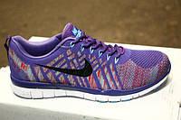 Кроссовки Nike Free 5.0  фиолетовые