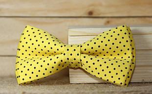 Галстук-бабочка i&m (010504) Yellow