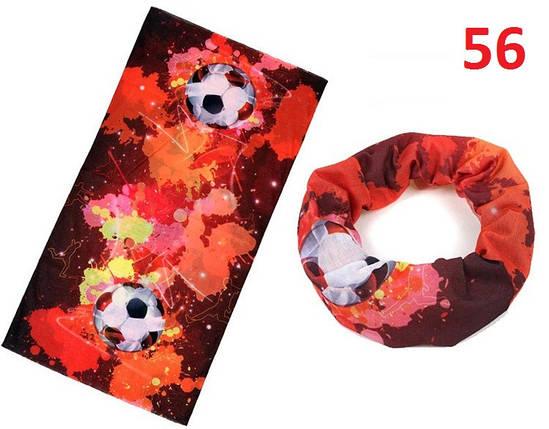 Бафф №56 (buff, баф, бандана, балаклава), фото 2