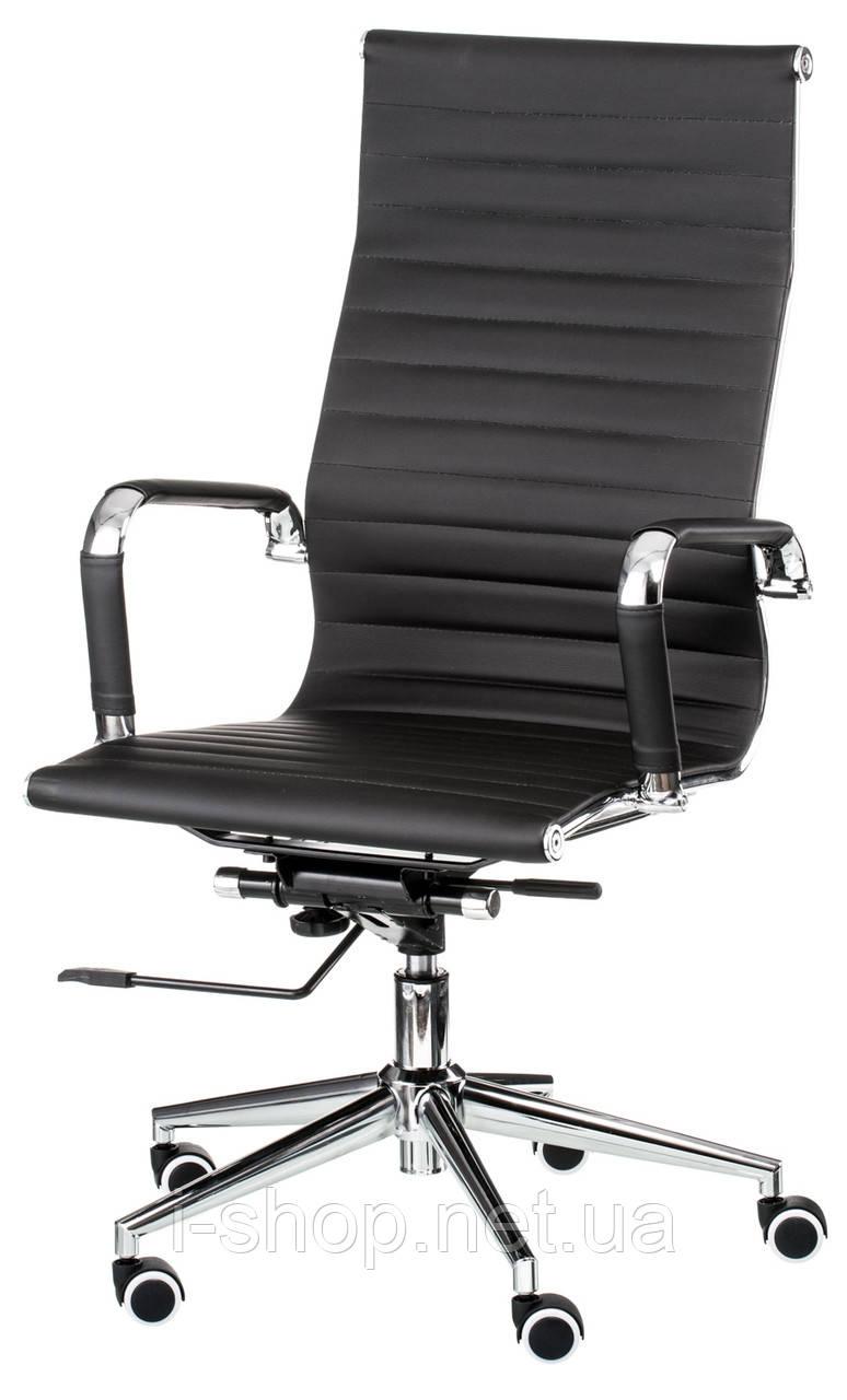 Крісло офісне Special4You Solano artleather black