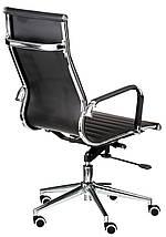 Крісло офісне Special4You Solano artleather black, фото 2