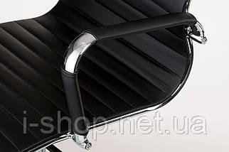 Крісло офісне Special4You Solano artleather black, фото 3