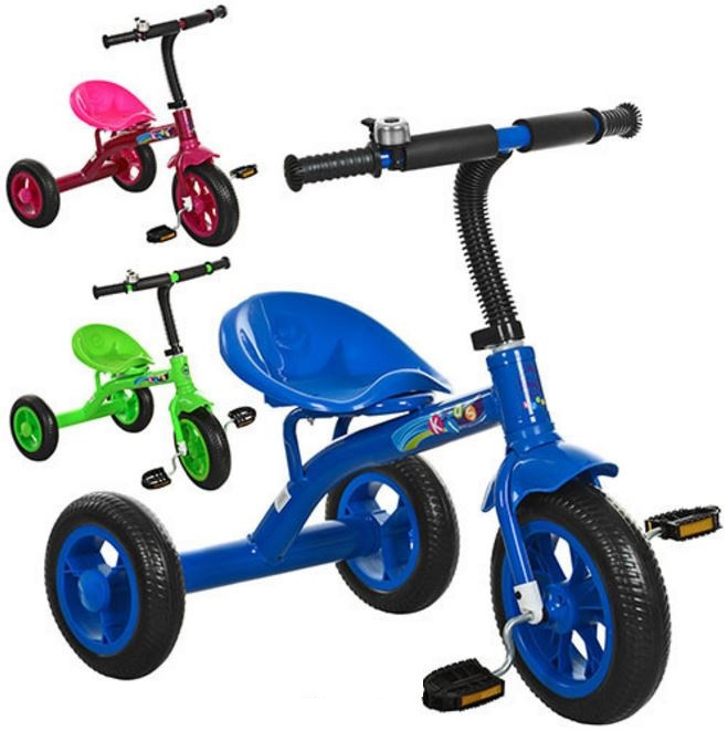Велосипед трехколесный Bambi M 3252 B