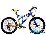Горный двухподвесный велосипед Aimut Dinamic 26 B+