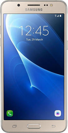 Samsung J510H/DS (Galaxy J5 2016) Gold, фото 2