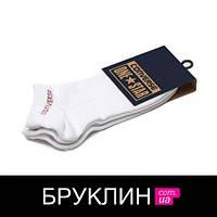 Женские белые носки Converse One Star / женские короткие носки брендовые Конверс, белого цвета